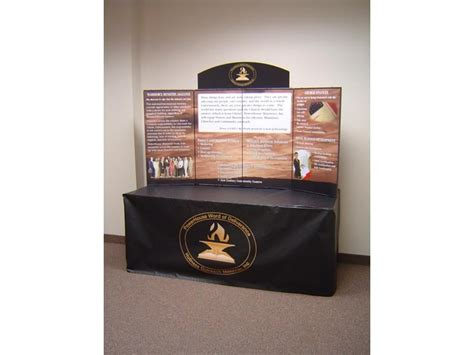 table top displays tabletop banners image360 corporate