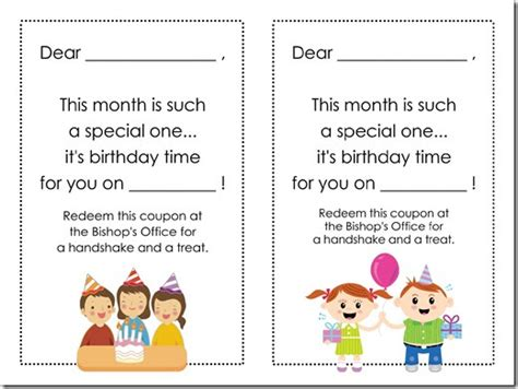 sprik space lds primary birthday coupons
