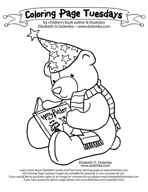 Coloring Page Tuesdays by Dulemba Coloring Page Tuesdays In Coloring Style