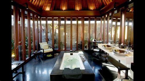 spa badezimmer design luxus spa und badezimmer design aus bali