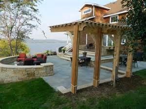 Roof Deck Plan Foundation Pergola Addition