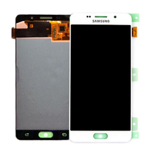 Lcd Samsung A5 2016 display lcd touch para samsung galaxy a5 a510f 2016 branco displays samsung