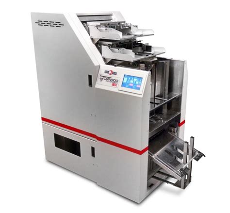 Automatic Punching And Collating Machine