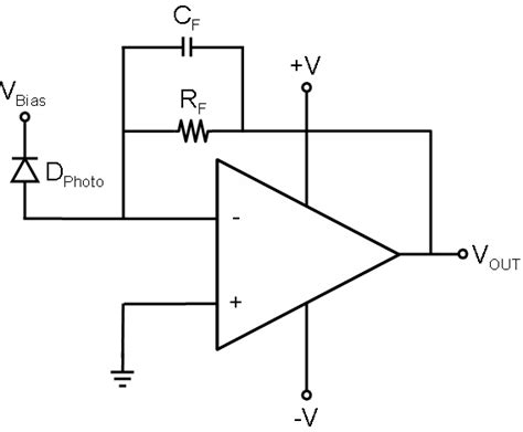 photodiode op op photodiode lifier circuit electrical engineering stack exchange