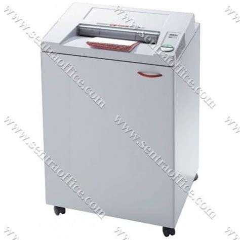 jual mesin penghancur kertas paper shredder ideal 4002