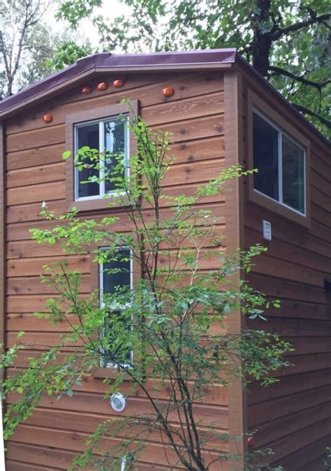 tiny houses for sale seattle 335 sq ft tiny house on wheels in seattle wa