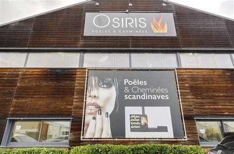 Magasin Cheminee by Decouvrez Notre Magasin Osiris Poele Cheminees