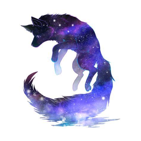 galaxy fox fox long sleeve t shirt teepublic