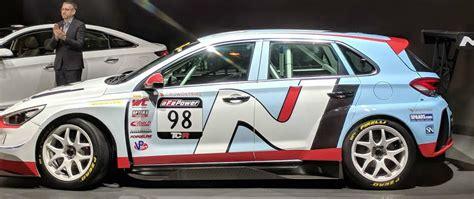who make hyundai does hyundai make race cars