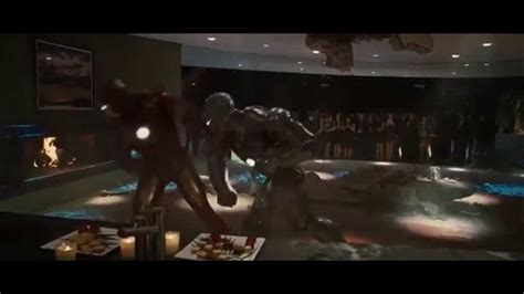 iron man real remix fight scene youtube