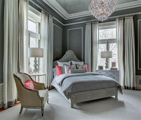 lustre chambre gar輟n 12 somptueuses chambres 224 coucher avec un lustre en verre