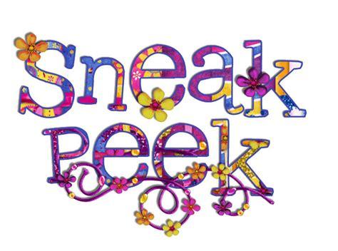 Sneak Peek smitten by a special sneak peek of my home and