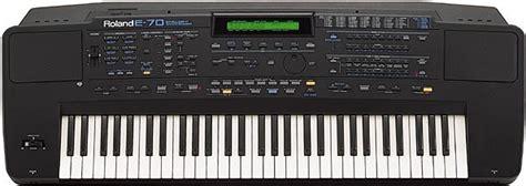 Keyboard Roland E70 roland e 70 image 70302 audiofanzine