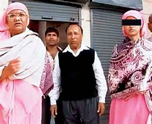 Bai Might Be Married by Haryana 17 Claims Sadhvi Molested After She