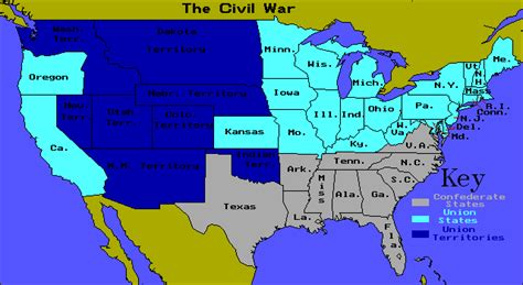 map of us states civil war d the worst outcome what keeps me awake at