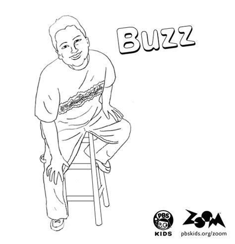 zoom coloring page zoom printables buzz s coloring page pbs kids