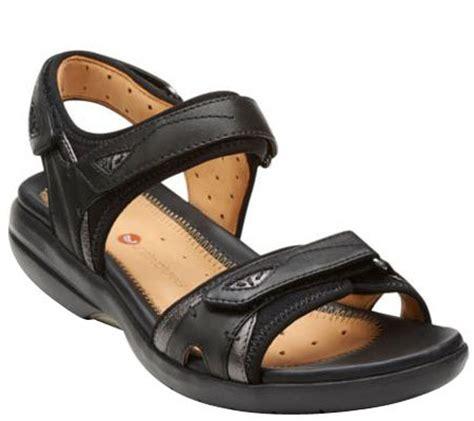 clarks sport sandals clarks unstructured adj straps sport sandals un harbor