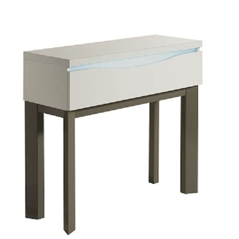 White Gloss Console Table White Gloss Console Table Go Furniture Co Uk