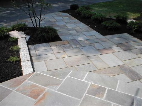 Bluestone Flagging Lang Stone Building And Landscaping Bluestone Patio Patterns