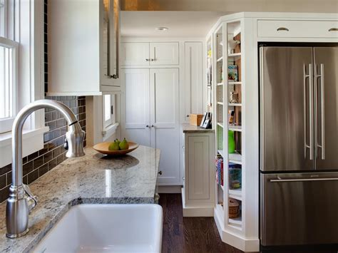 tall kitchen cabinets pictures ideas tips  hgtv hgtv