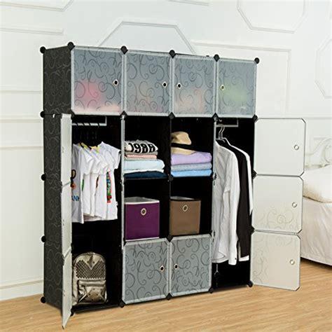 UNICOO   Multi Use DIY Plastic 16 Cube Organizer, Bookcase