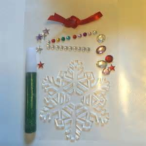 for sale snowflake christmas decorations kits