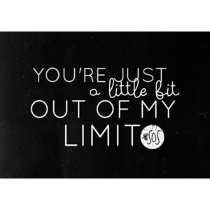 Song Lyric Wall Stickers 5sos logos and lyrics polyvore