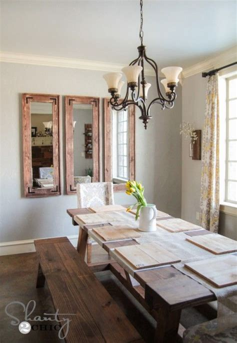 diy rustic mirror diy rustic length mirrors home is where your