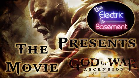 god of war the movie youtube teb presents god of war ascension the movie youtube