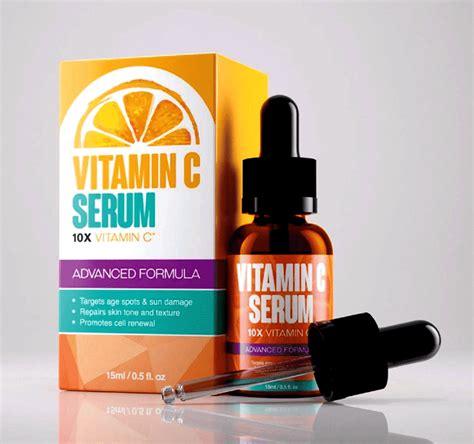 Serum Muka Vitamin C vitamin c serum annona cantik belaka