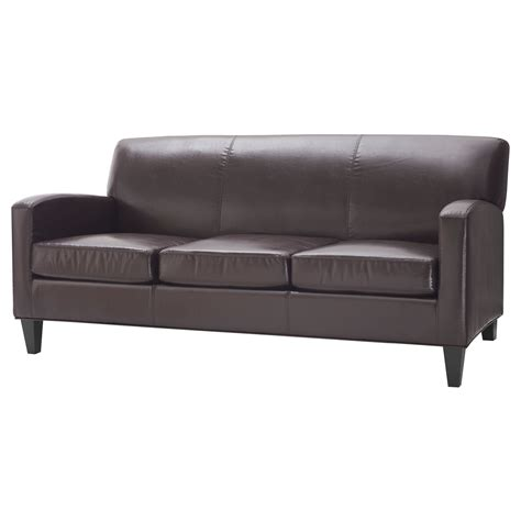 Ikea Sofa Leather Ikea Sofas Leather Klippan Compact 2 Seat Sofa Kimstad Black Ikea Thesofa