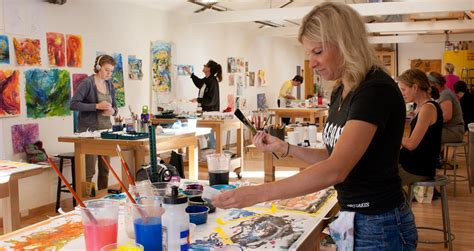 painting workshop workshops at ranch arts center artists classes