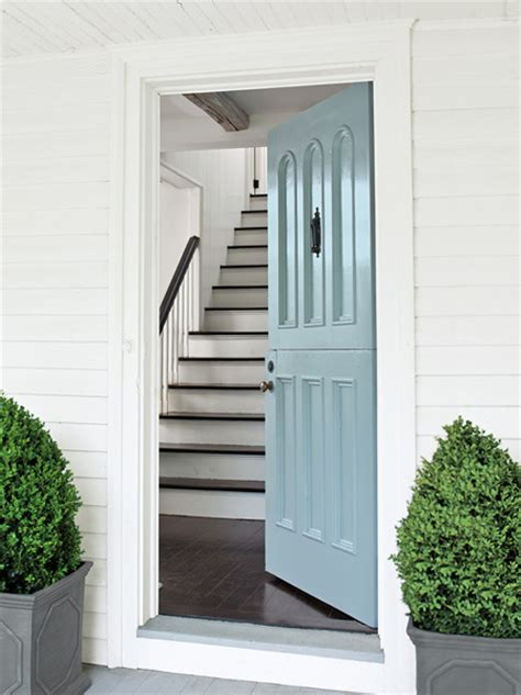 powder blue paint colors traditional home exterior benjamin breath of fresh air