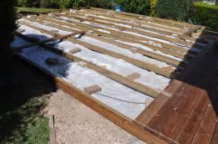 wandgestaltung terrasse wandgestaltung wohnzimmer terrasse en bois etape n2