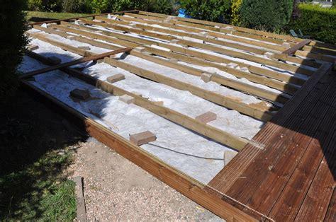 Pose De Lame De Terrasse 2751 by Fabriquer Une Terrasse En Bois Je Fais Moi M 234 Me