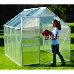 Small Home Greenhouse Kits Small Greenhouse Kit 6 Ft X 8 Ft