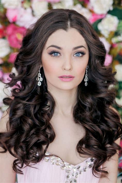 hochzeitsfrisur vorne 55 id 233 es romantiques de coiffure mariage cheveux longs