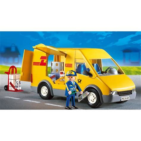 dhl wagen playmobil 4401 paketdienst dhl wagen ebay