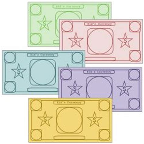 custom play money template printable play money for free printable templates