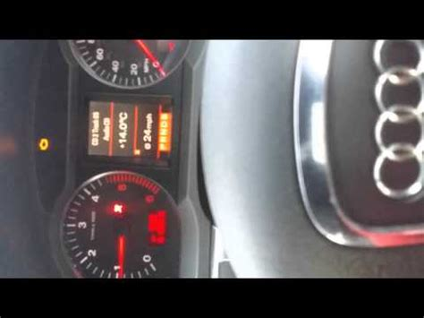 Audi A6 3 0 Tdi Probleme by 2006 Audi A6 C6 3 0 Tdi Quattro Problem Youtube