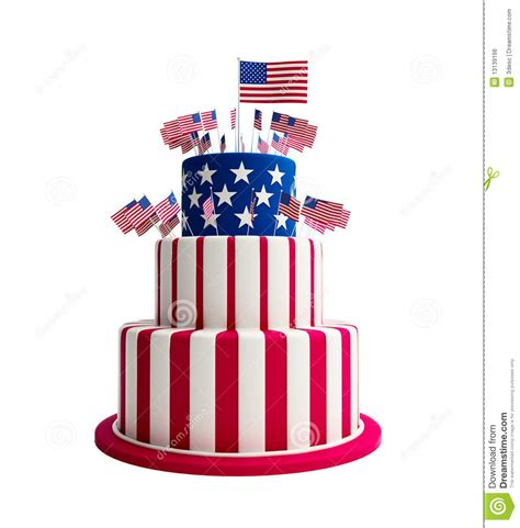 Wedding Clip Usa by Cake Usa Stock Illustration Image Of American Icing