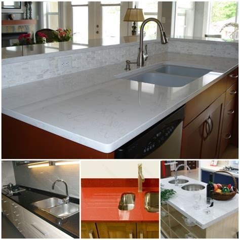 Man Made Kitchen Countertops   Home Designs