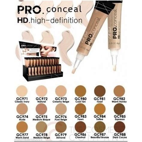 La Pro Highlighter Concealer the world s catalog of ideas