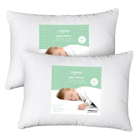 pillow for toddlers biubee 4 packs 14 x 21 toddler pillowcases