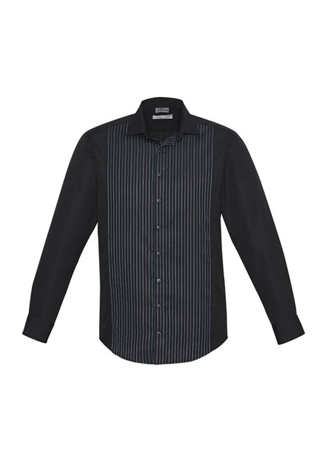 Mens Planel Shirt L S Contempo mens reno panel l s shirts available with clothing direct au