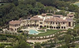 French Country Property For Sale - a vast estate that eddie murphy and ex wife nicole bought this mansion together in 1998