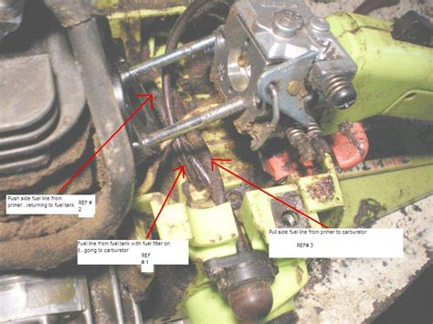 poulan chainsaw fuel line routing diagram poulan 2375 fuel line diagram poulan saw fuel line charts
