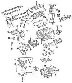 parts 174 lexus rx300 engine oem parts