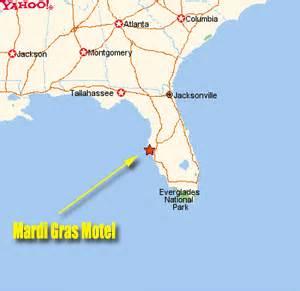 treasure island map florida mardi gras motel treasure island florida