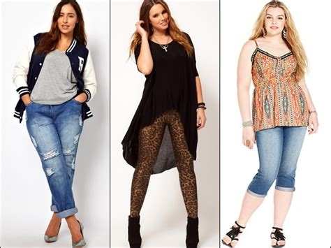 style tips for women slightly overweight trendy plus size fashion tips and style